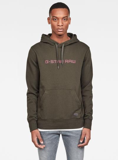 Graphic Core Sweatshirt