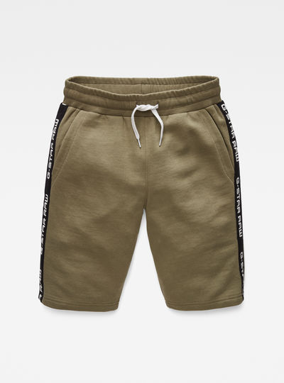 Shorts deportivos Tapered