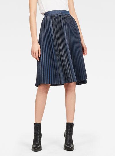30 Years Plisse Skirt