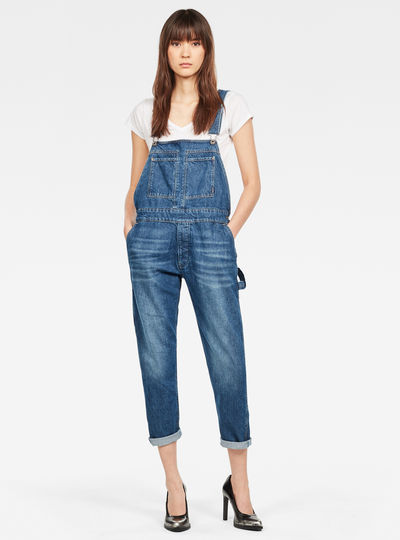 Faeroes Overall Boyfriend Jumpsuit