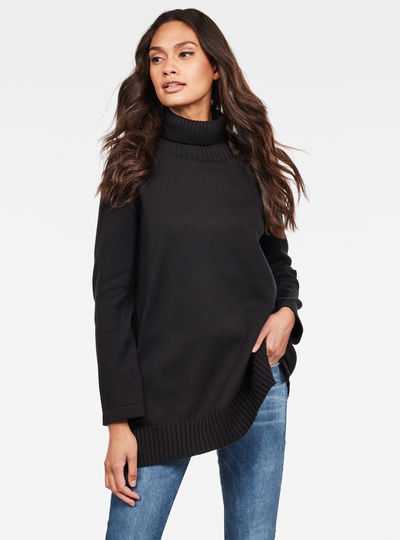 Leyla Turtleneck Sweater
