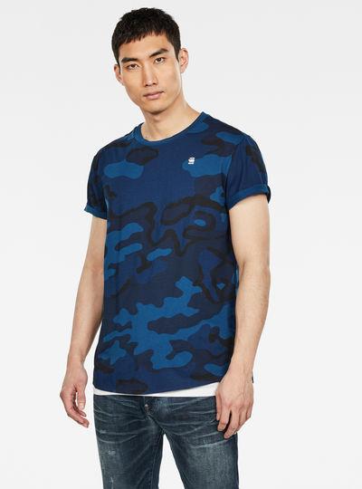 Shelo R Neck T shirt