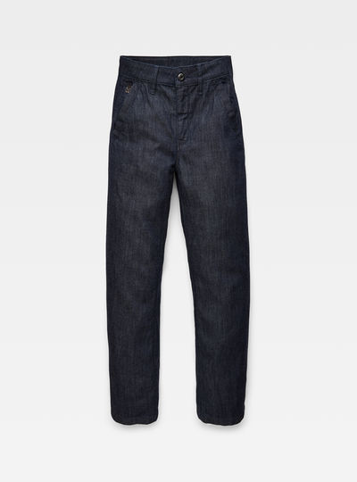 Pantalones chinos Bronson High Wide