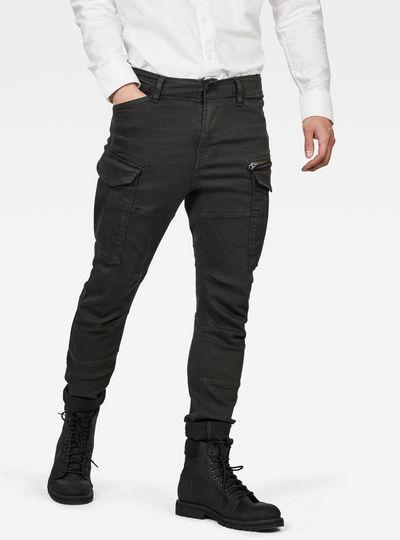 Pantalon Rovic Zip 3D Skinny