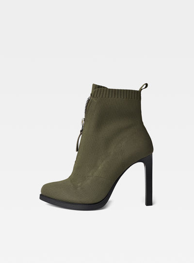 Bottines Strett Heel