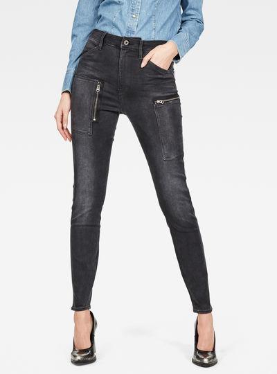 G-Star Shape Powel High Super Skinny Jeans