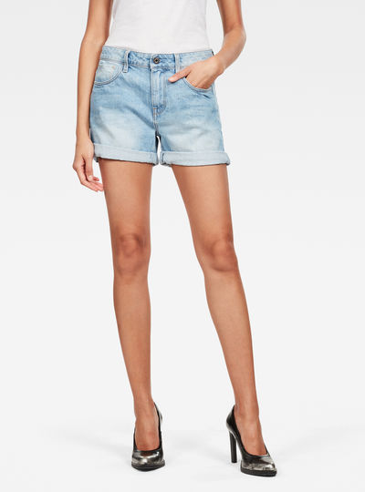 3301 High Boyfriend Shorts