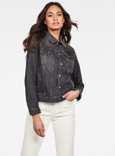 Arc Slim Denim Jacket