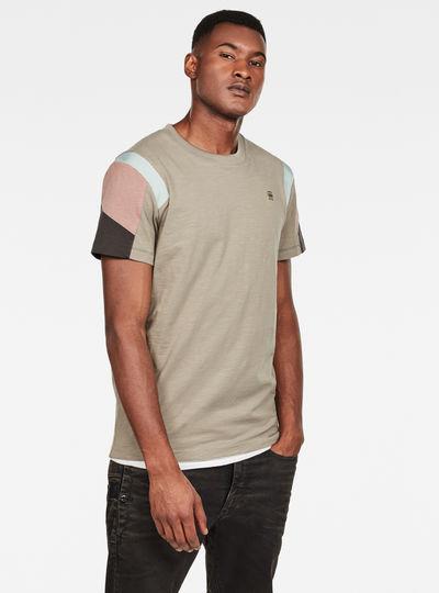 Motac Fabric Mix T-Shirt