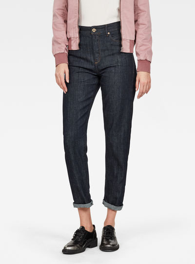 3301 High Straight 90's Ankle RL Jeans