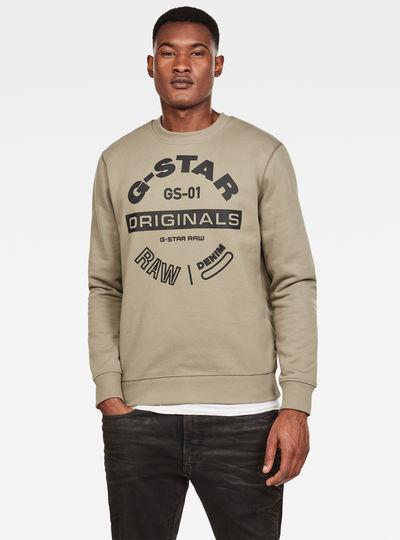 Originals Logo GR Sweater