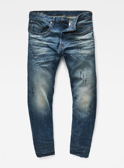 Jean 5650 3D Relaxed Tapered