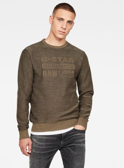 Premium Core Knitted Sweater
