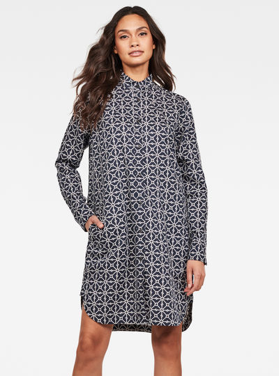 Milary Shirt Dress