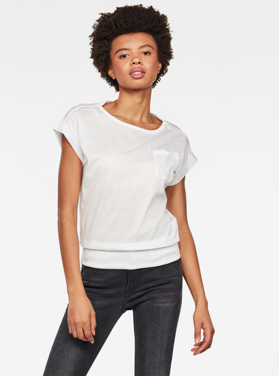 Noxer Boatneck Top