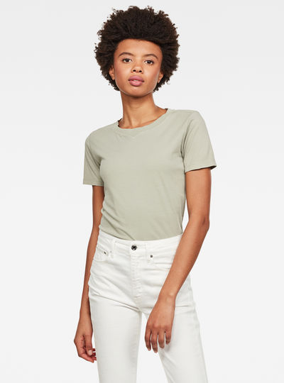 Mysid Recycle Dye Optic Slim Top