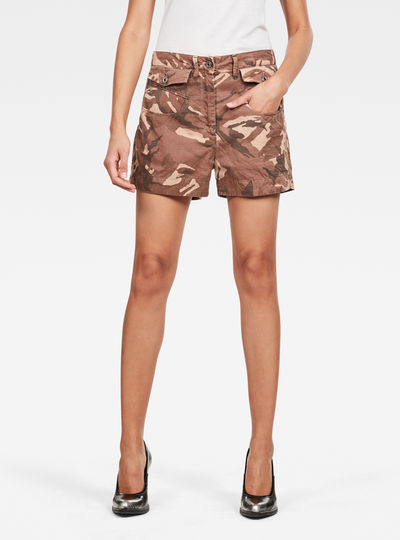 Army Radar Mid Shorts