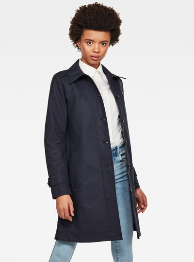 Minor Trench Jacket