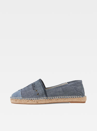 Base Denim Espadrille