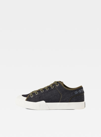 Rackam Tendric Denim Sneakers