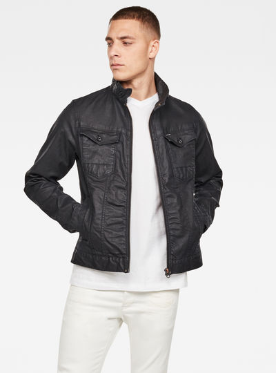 Arc 3D Zip Slim Jacket