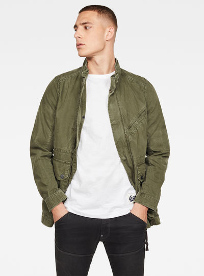 Back Pocket Field Jacket