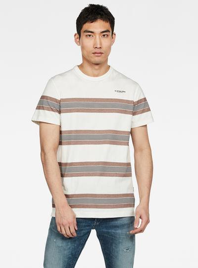 Stainlo Stripe Allover T-Shirt