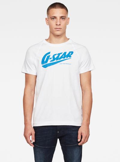 Fast Raglan GR T-Shirt