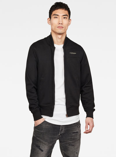 Bomber zip GR Sweater