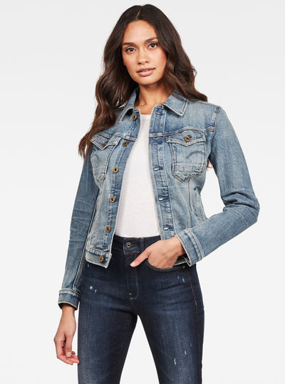 Chaqueta Arc Slim Denim