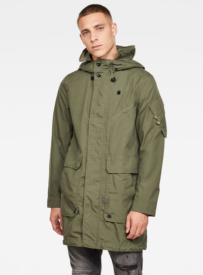 Parka Multipocket