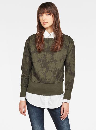 Xzyph Allover Sweatshirt