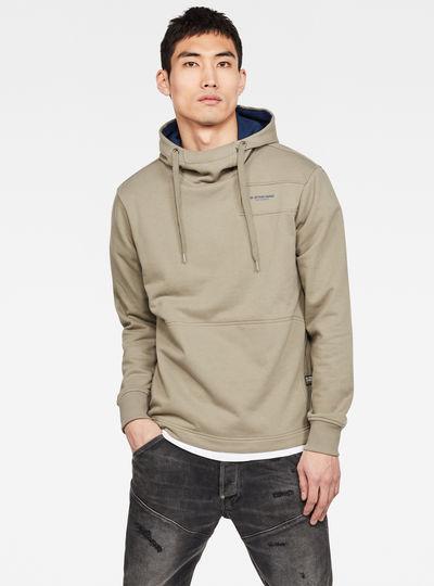 Shield GR Hooded Sweatshirt