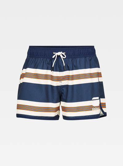 Carnic Stripe Swimshorts