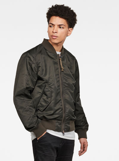 Arris Unpadded Bomber Jacket