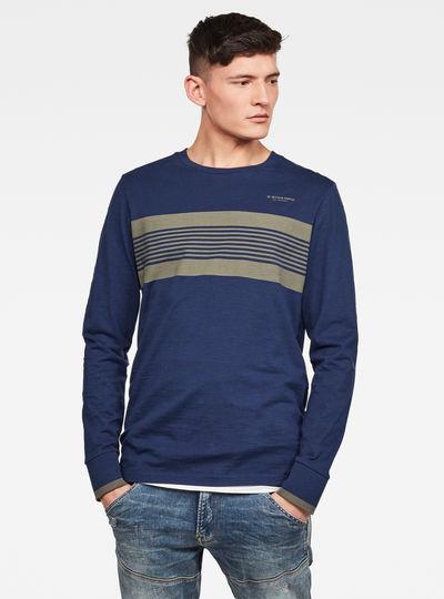 T-shirt Memula Stripe