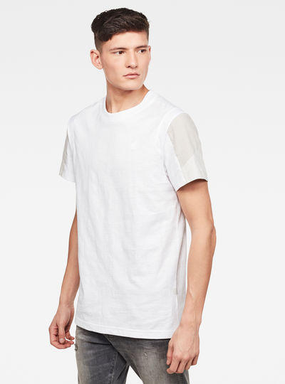 Motac Fabric Mix T-Shirt