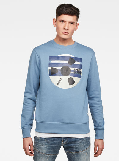 Record Reel GR Sweatshirt