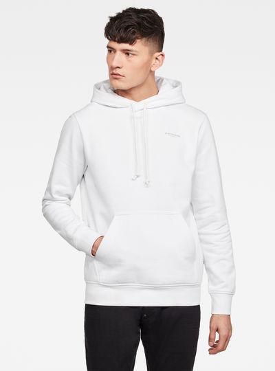 Originals Backpanel GR Hooded Sweater