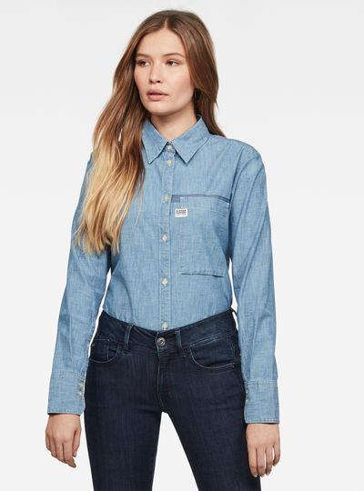 Core 1 Pocket Straight Shirt