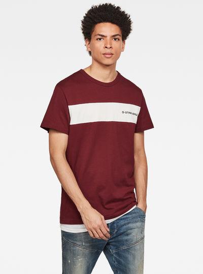 T-shirt Rodis Block