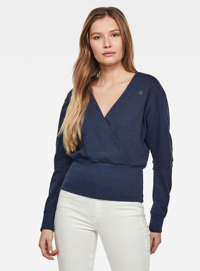 Xzyph Incremis Crossover Sweater