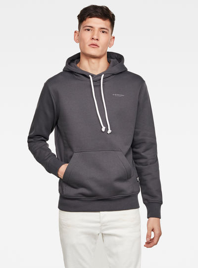 Originals Backpanel GR Hooded Sweater