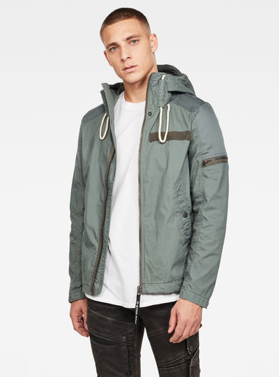 Batt Hooded Indoor Jacket