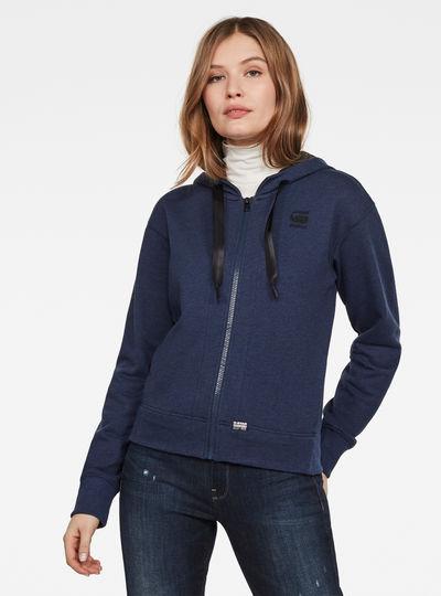 Fyx Biker Hooded Sweater