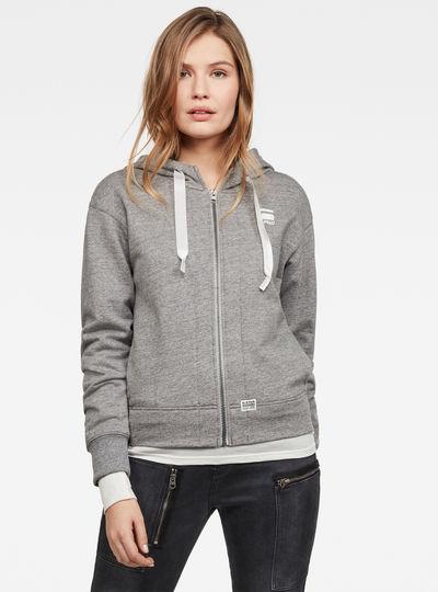 Fyx Biker Hooded Sweatshirt