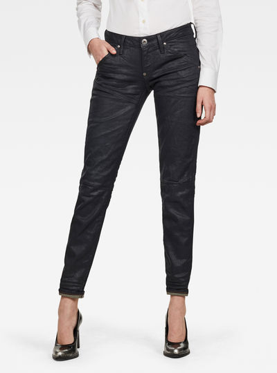 5620 Heritage Embro Tapered Pant