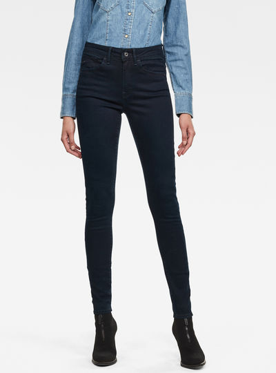 Lhana High Super Skinny Jeans