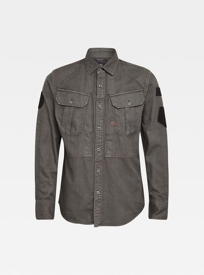 Arc  Slim Shirt