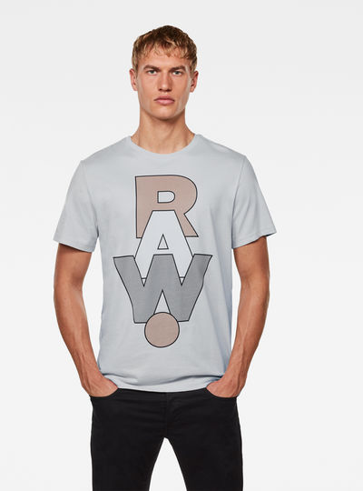 RAW. Graphic T-Shirt